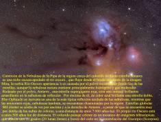 El Rio oscuro en Antares