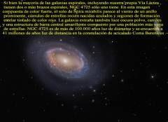 NGC-4725- Manco Galaxia Espiral