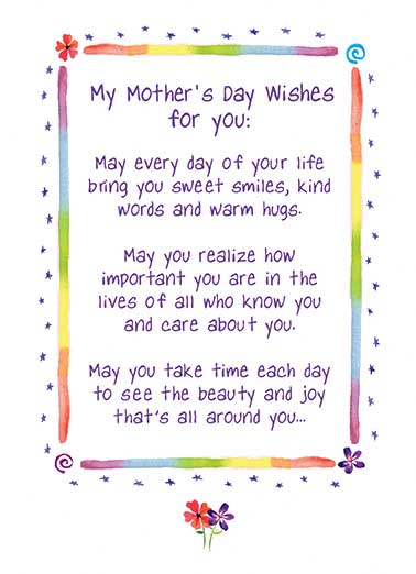 Funny Mothers Day Cards CardFool Free Postage Included