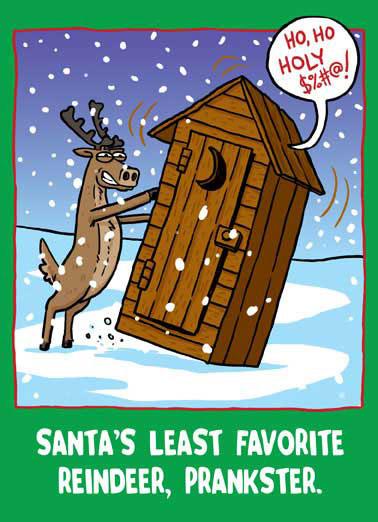 Christmas Cartoon Greeting Cards Amp Funny Christmas