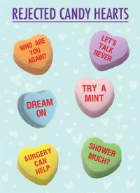 funny valentine heart candy sayings
