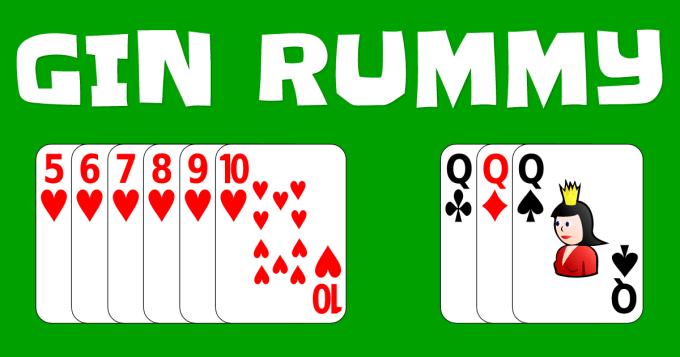 gin rummy online games