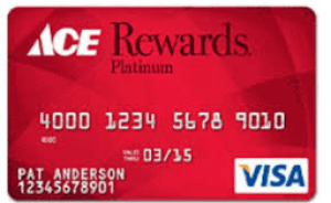 Ace Hardware Rewards Visa Credit Card Login