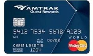 Amtrak Credit Card Login