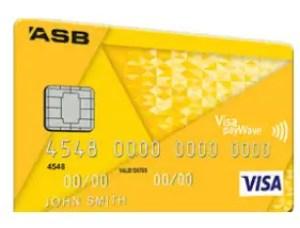 ASB Visa Credit Card Login