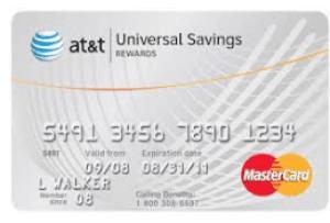 AT&T Universal Credit Card Login