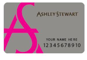 Ashley Stewart Credit Card Login