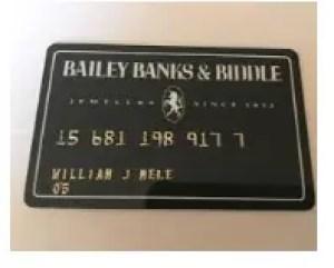 BAILEY BANK AND BIDDLE CREDIT CARD Login