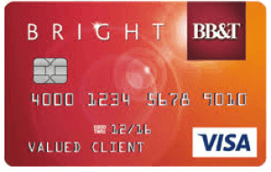 BB&T Bright Credit Card Login