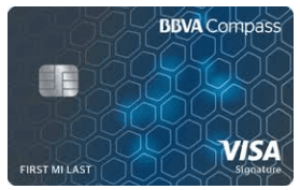 BBVA Compass Select Credit Card Login