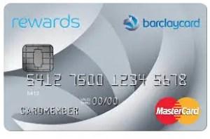 Barclays Reward MasterCard Login
