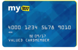 Best Buy Credit Card Login