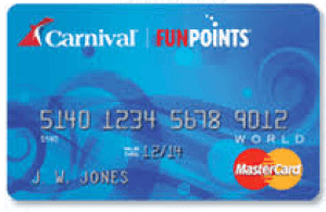 Carnival Cruise Credit Card Login