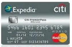 Citi Expedia Credit Card Login