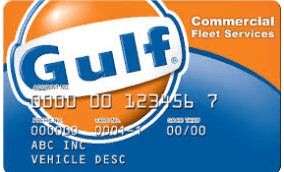 Gulf Credit Card Login