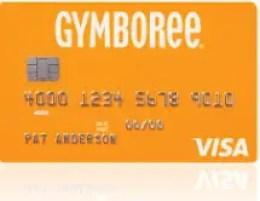 Gymboree Visa Credit Card