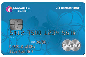 Hawaiian Airlines Bank Of Hawaii Elite Mastercard