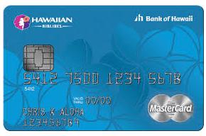 Hawaiian Airlines Credit Card