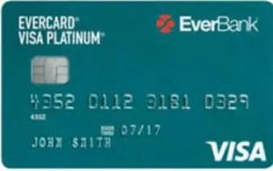 Evercard Visa Platinum Credit Card
