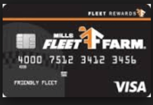 Mills Fleet Farm Credit Card