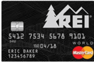 REI Credit Card