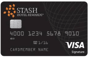 Stash Hotel Rewards Credit Card