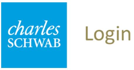 Charles schwab Login