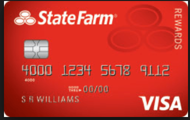 State Farm Student Visa Credit Card
