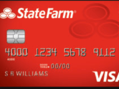 State Farm Good Neighbour Visa Credit Card Login Online | Apply Now