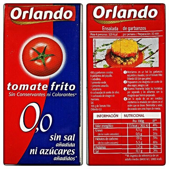 Tomate Orlando
