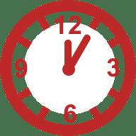 Μπροστά σε ένα ρολόι, ξεκινήστε να μετράτε τους παλμούς