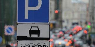 В Киеве стартует эксперимент на парковках