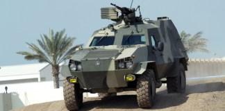 «Укроборонпром» начал серийный выпуск бронеавтомобилей «Дозор-Б»