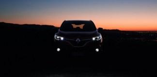 Renault показала конкурента новый кроссовер - Kadjar