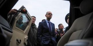 Какими автомобилями владеют министры Арсения Яценюка