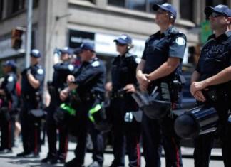 Полиция Канада