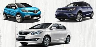 Новинки авто 2016 года в Украине
