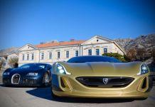 Bugatti Veyron vs Rimac Concept_One