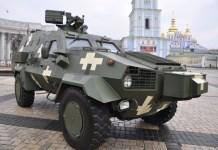 Бронеавтомобиль «Дозор-Б», Украина
