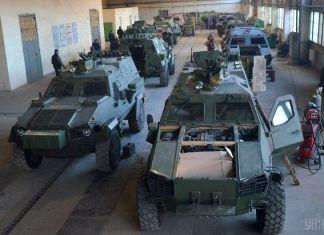 «Дозор-Б» на Львовском бронетанковом заводе