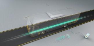 Проект беспроводной зарядки электромобилей