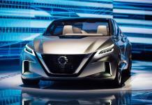 Концепт Nissan Vmotion 2.0