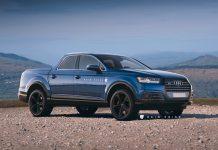 Audi Q7 Pickup Concept