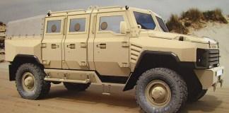 Бронеавтомобиль «Буран» (РФ)