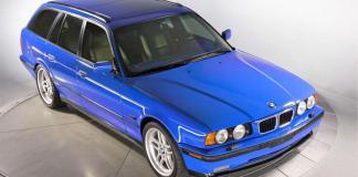 BMW M5 Touring Wagon 1995 года
