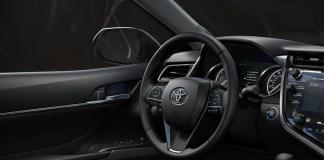 Интерьер Toyota