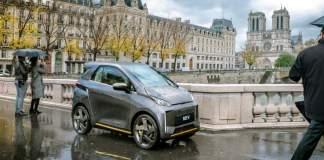 Smart Electric Vehicle