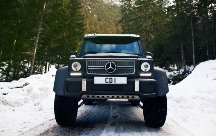 Mecedes-Benz G 63 AMG