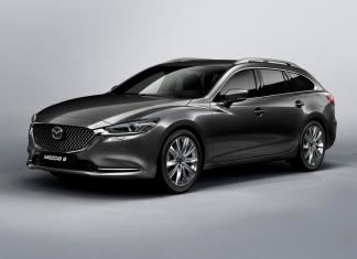 Универсал Mazda 6 2018