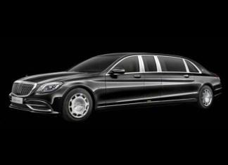Mercedes-Maybach Pullman